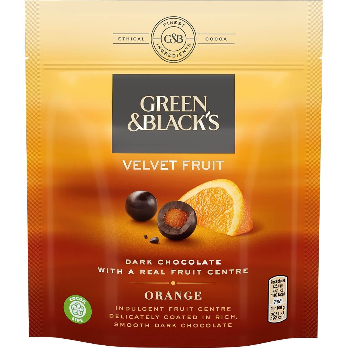 Green & Black's Dark Chocolate Orange 120g £1 @ Cadbury Shop Salford Lowry (BBE 11/12/2019)