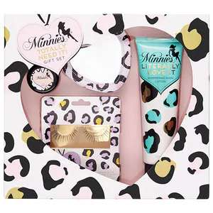 MINNIES Totally Need It! Gift Set for her Only £2.99 or put 2 in basket get them £4.48 @ Perfume Shop Free standard delivery