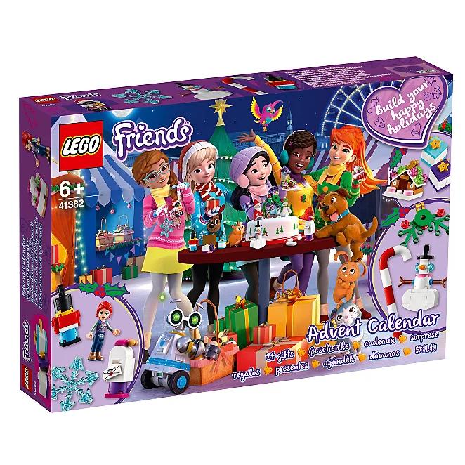 LEGO Friends Advent Calendar - 41382 - £10 + free Click and Collect @ Asda