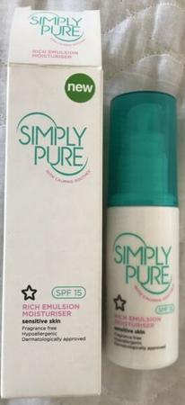 Superdrug Rich Emulsion Moisturiser Cream - 50p Instore (Essex)