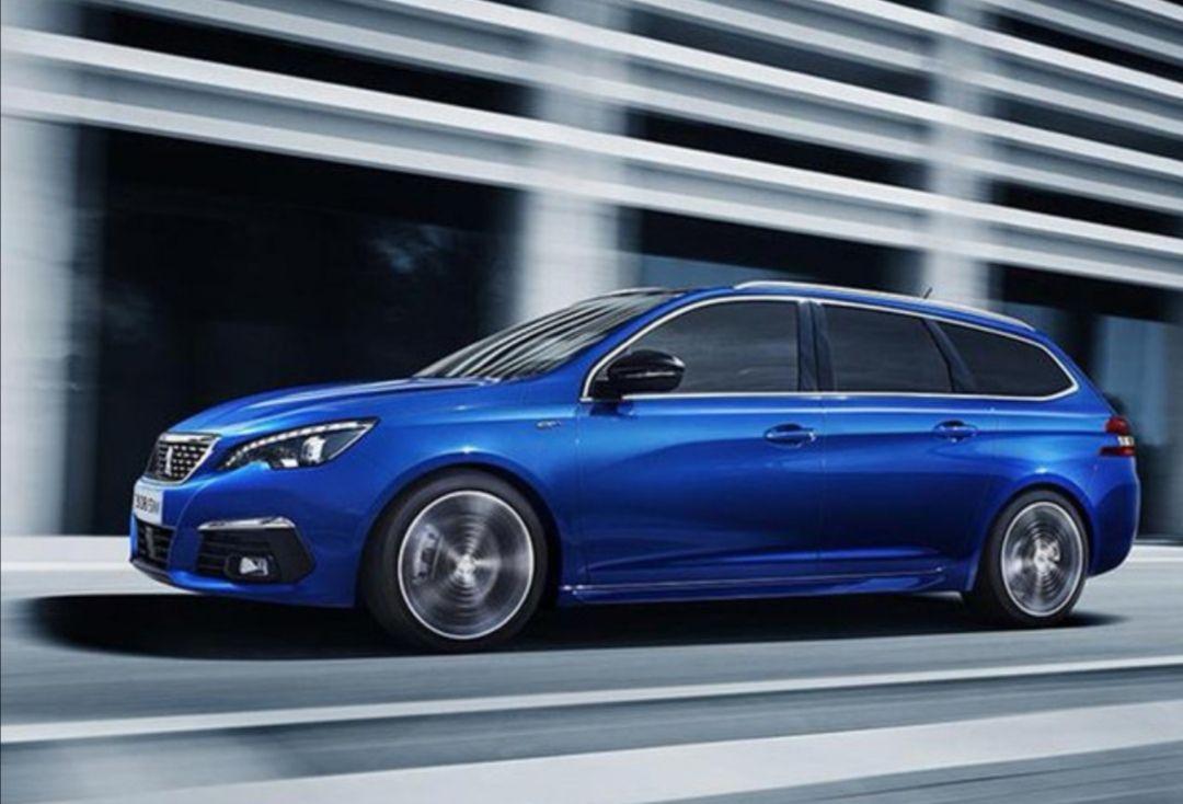 Peugeot 308 SW (estate) 1.2 PureTech 130 Tech Edition £16,691 @ Evans Halshaw