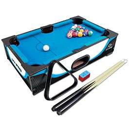"Hy-Pro 20"" Table Top Pool £8.49 with code / Table Top Air-Hockey/Football £10.19 @ Robert Dyas (Free Collection)"