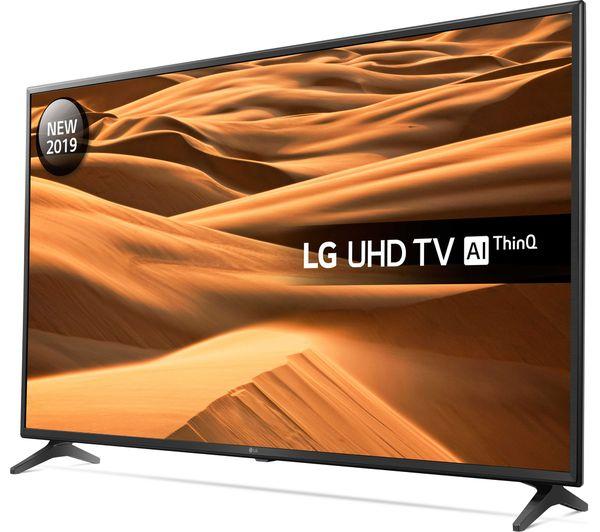 """LG 55UM7000PLC 55"""" Smart 4K Ultra HD HDR LED TV (2019 Model) - £369 Delivered @ Currys PC World"""