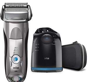 Braun Series 7 Electric Shaver for Men 7898cc, Wet and Dry £112.99 @ Amazon.co.uk