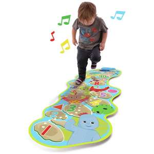 In the Night Garden Explore and Learn Musical Playmat half price £15 @ Argos