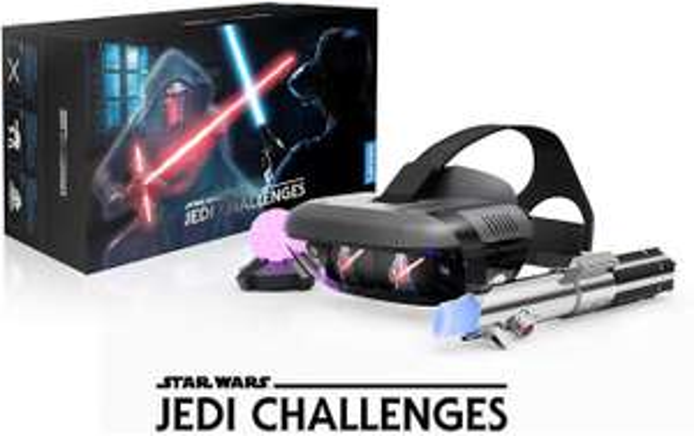 Lenovo Star Wars Jedi Challenges Headset & Lightsaber £29.71 at Amazon