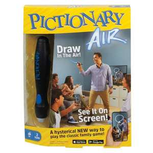 Mattel Games Pictionary Air Kids Game £19.99 at Smyths Toys