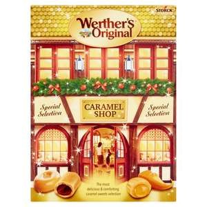 Werther's Caramel Shop Reduced to £2.00 in Morrisons Tamworth