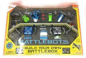 HEXBUG BattleBots Build Your Own Battlebox £16.76 @ Costco