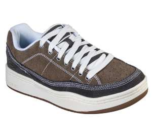 Skechers Klone-Cronie mens trainers now only £17.49 in-store at Skechers, Glasgow Fort (£64 online)