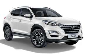 HYUNDAI Tucson 1.6 GDi S Connect 5dr 2WD now £16,463 @ new car discount.com