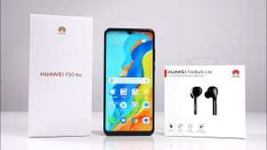 P30 LITE AND Huawei buds FOR £105! On O2 refresh in store