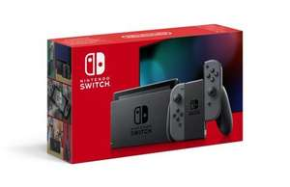Nintendo Switch Console (2019 Model) - £259.99 @ Coolshop