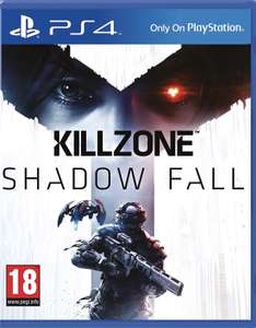 Killzone Shadow fall PS4 (£2.99 preowned/ £5 new) @ GAME