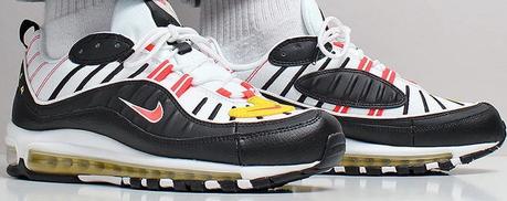 Nike air max 98 sizes 6, 6.5, 7, 7.5 8, 8.5, 9, 9.5, 10 - £99.95 @ Urban Industry