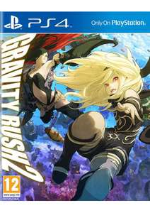 Gravity Rush 2 (PS4) - £9.99 delivered @ Simply Games