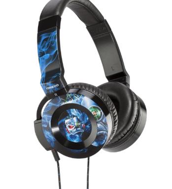 Maiden Audio By Onkyo Edph0N3S Headphones (Iron Maiden) £49.99 @ HMV