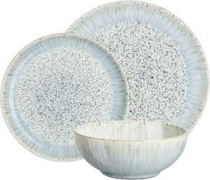 Denby 12 piece dinner set at Amazon for £75