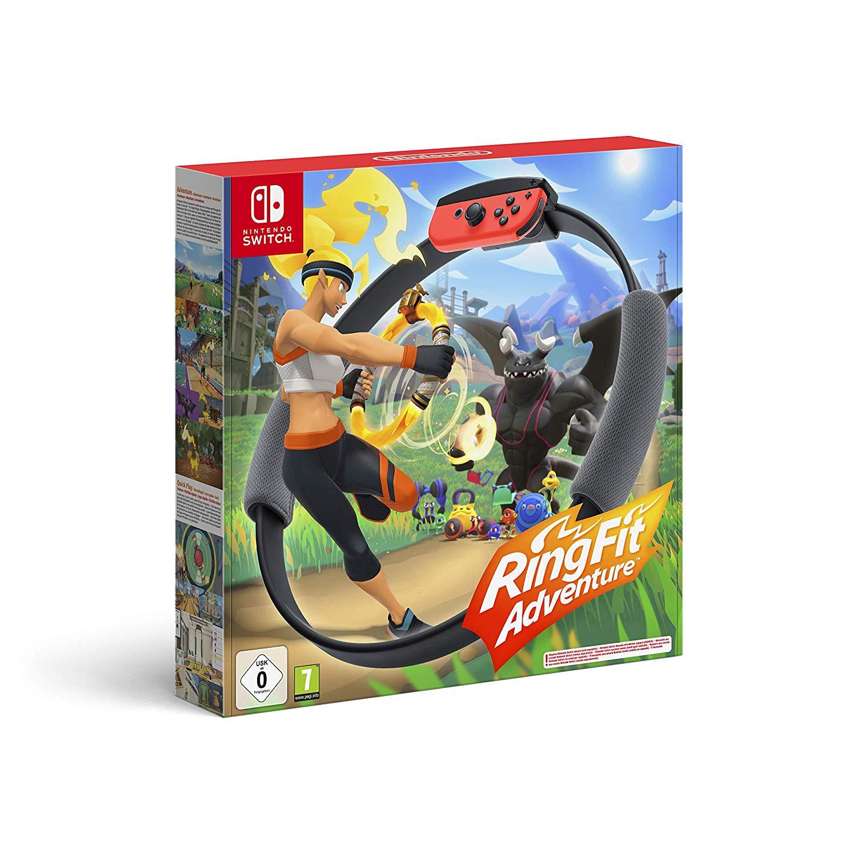 Ring Fit Adventure - Nintendo Switch £53.76 Amazon Italy