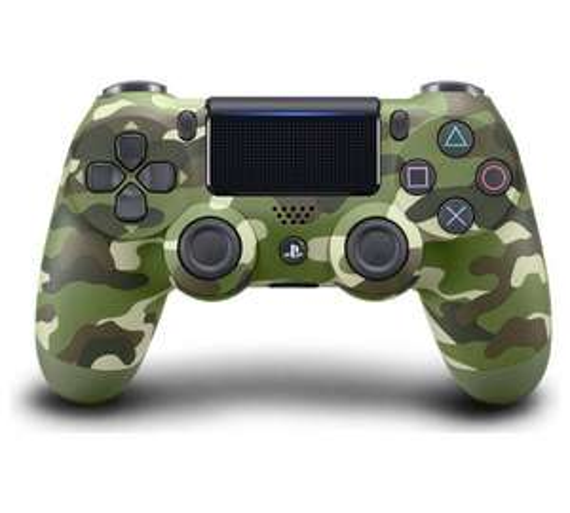 PS4 DualShock 4 V2 Wireless Controller - (Green Camo / Titanium or Wave Blue / Sunset Orange / Magma Red / Black / White) - £32.99 @ Argos