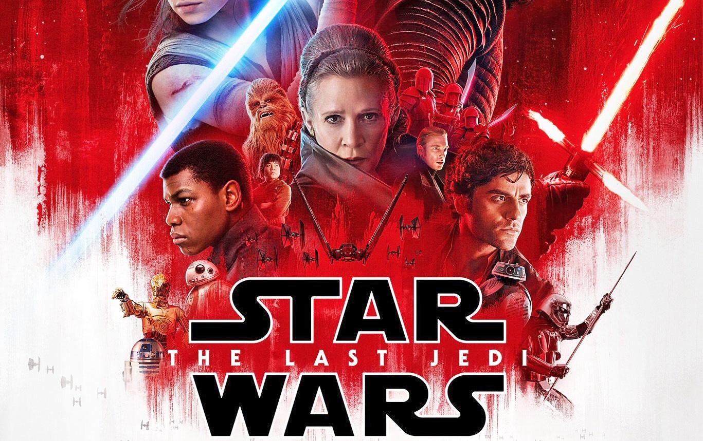 Star Wars - The Last Jedi, £7.99, iTunes UK