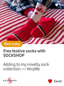 Free festive socks with SOCKSHOP Adding to my novelty sock collection £1.99 p&p — VeryMe