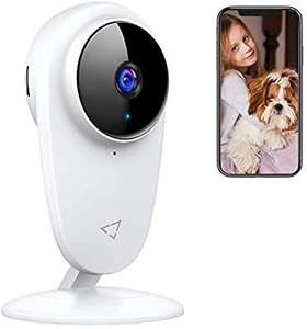 Victure Baby Monitor Pet WiFi Camera £15.99 (Prime) / £20.48 (non Prime) Sold by Tong-EU and Fulfilled by Amazon.