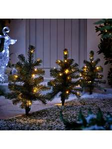 Christmas tree pathfinder lights in stock at Very for £16.98 delivered