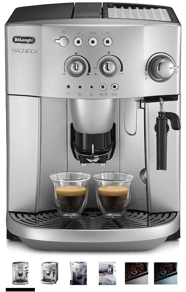 De'Longhi ESAM 4200 Bean to Cup machine Plastic, 1450W 1.8L Silver - £209.99 @ Amazon