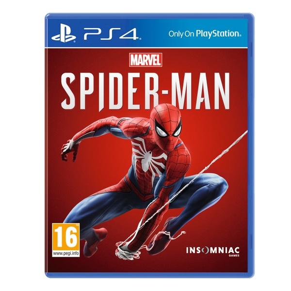 Marvel's Spider-Man PS4 - £14.99 @ Smyths