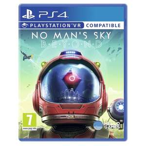 No Man's Sky Beyond PS4 for £10.99 Free C&C only @ SmythsToys