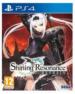 Shining Resonance Refrain - Draconic Launch Edition / Gravity Rush 2 (PS4) £9.99@Boss Deals Ebay