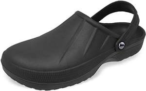 Lakeland Active Allonby Clogs - Various sizes in Black @ Amazon (remember to apply 5% voucher)