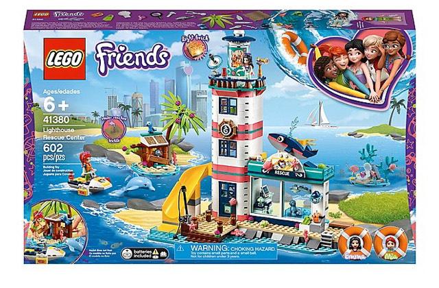 LEGO Friends - 41380 - Lighthouse Rescue Center £33.58 Asda