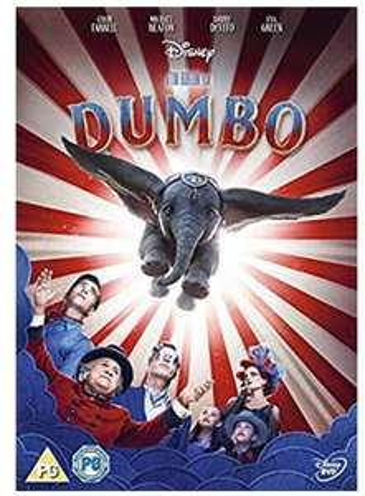 Amazon Up to 15% off Disney Cinema Magic - Dumbo BluRay £8.49 / DVD £5.94, Avengers End game £12.74 / £8.49, Nutcracker DVD £4.24
