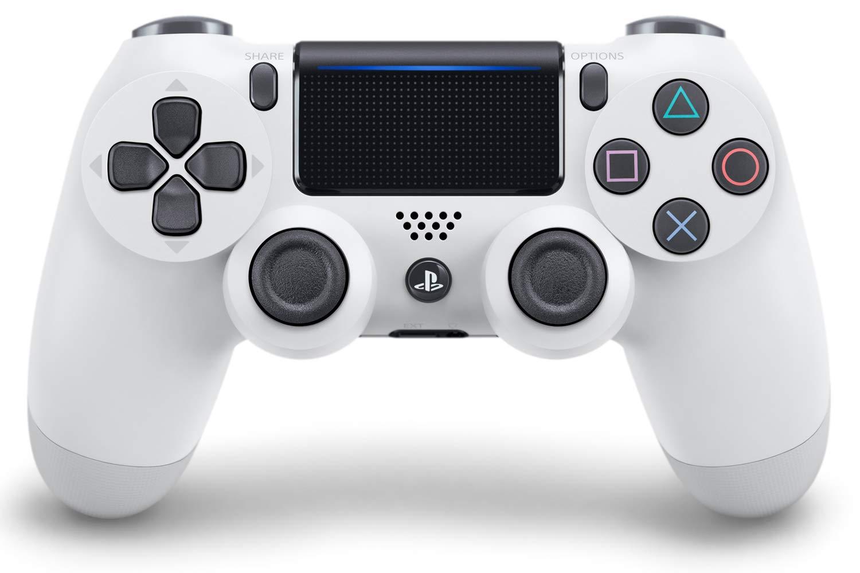 Sony PlayStation DualShock 4 Controller - Glacier White/Blue for £29.99 Delivered @ Amazon UK