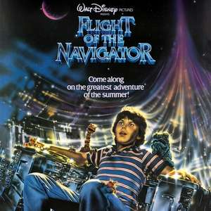 Flight of the Navigator £3.99 (to own) @ Google Play