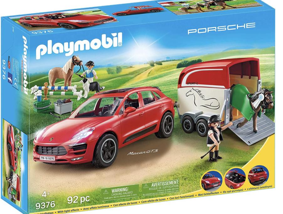 Playmobil Porsche 9376 Porsche Macan GTS - £22.37 @ Amazon