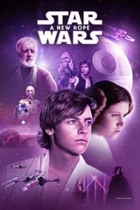 Star Wars: A New Hope £5.99 itunes