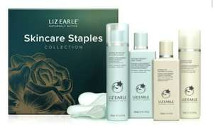 Liz Earle Star Gift Skincare Staples Collection - £30 @ Boots Shop