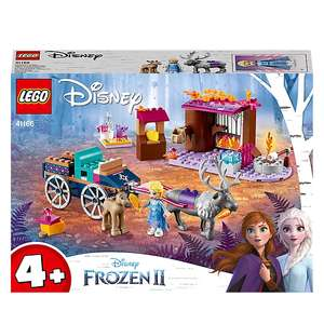 LEGO Disney Frozen II 41166 Elsa's Wagon Adventure £16.78 - Free Click & Collect @ George