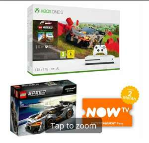 1TB Xbox One S Forza Horizon 4 LEGO® Speed Champions Bundle £179 @ Game