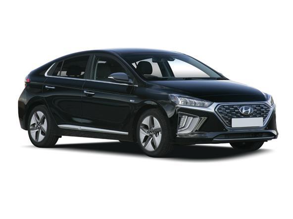 HYUNDAI IONIQ Hatchback 1.6 GDi Hybrid SE Connect 5dr DCT SAVE 23% - £17617 @ New Car Discount