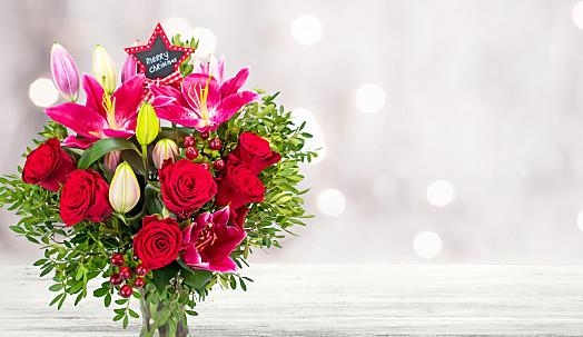 Prestige Flowers upto 50% off in Christmas sale