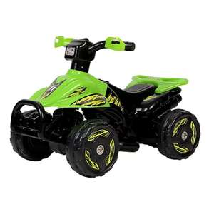 6 Volt Electric Ride on ATV Quad £24 - Free Click & Collect @ George