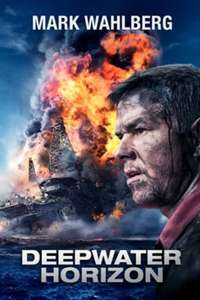Deepwater Horizon iTunes UK 4K £3.99