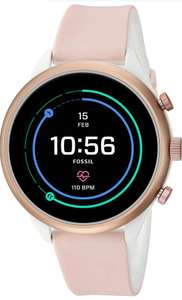 Fossil women's smartwatch with silicone strap in Pink £99.55 @ Amazon Germany