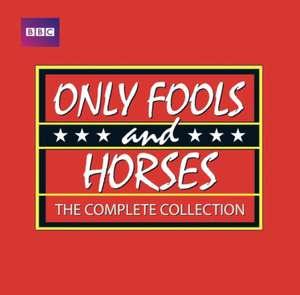 Only Fools & Horses: The Complete Collection (inc. all of the specials) £24.99 @ Apple,£20.99 @ Google