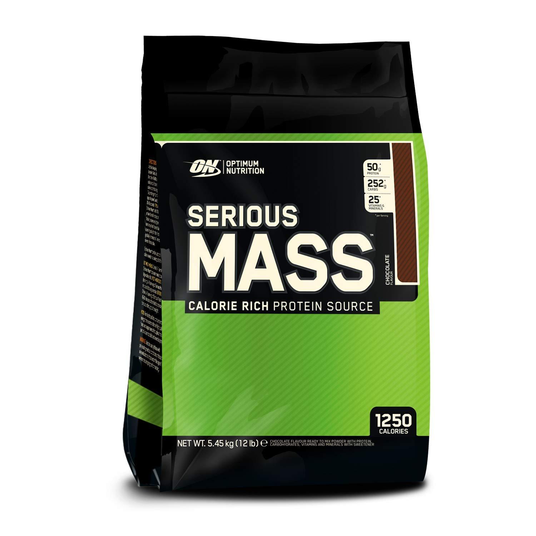 Optimum Nutrition Serious Mass Chocolate now £26.54 Amazon