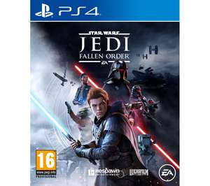 Star Wars Jedi Fallen Order PS4 and Xbox One £42.85 with free shipping from base.com
